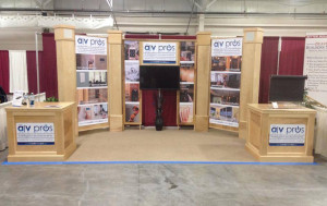 A/V Pros Tradeshow Prints