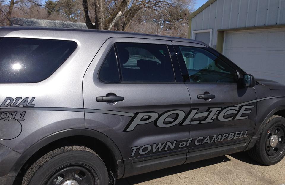 New Police SUV
